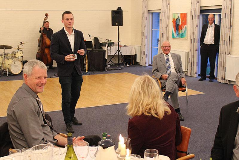 underholdning privatfest på sjælland